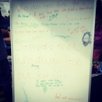Some thoughts about who God is at Harvington Village Fete