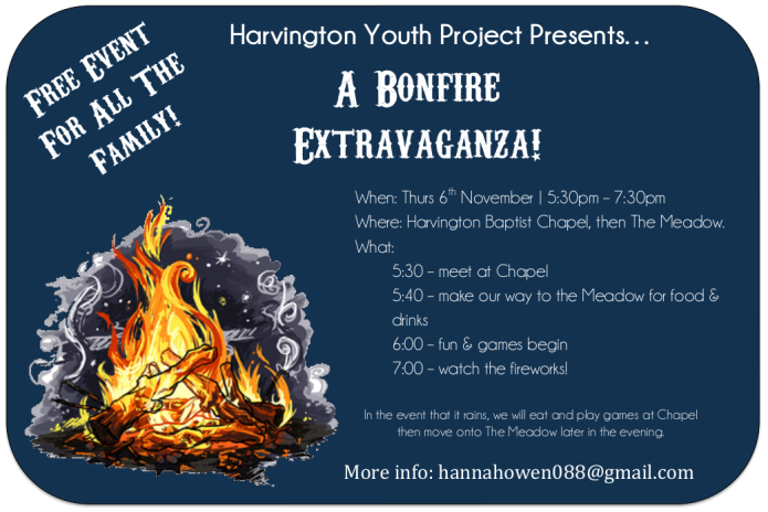 Bonfire2014 Flyer
