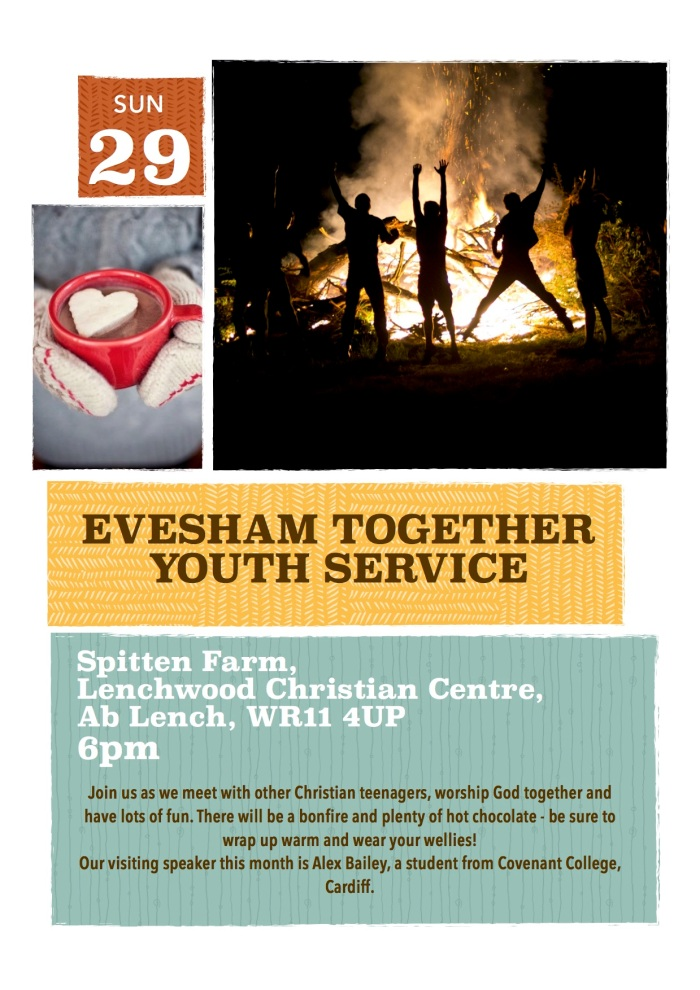 youth service 29.11.15